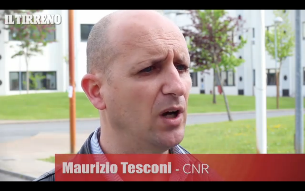 maurizio tesconi cnr